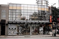 L'Occitane, Burrard Street, Vancouver, BC Stock Images