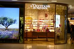 L`Occitane en Provence Stock Photos