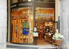 L Occitane En Provence. Royalty Free Stock Photo