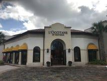 L`Occitane, Disney Springs, Orlando, Florida Stock Photos