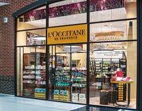 L'Occitane store Stock Image
