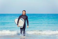 L'oceano è la mia vita Immagini Stock Libere da Diritti