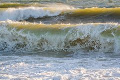 L'oceano Immagine Stock Libera da Diritti