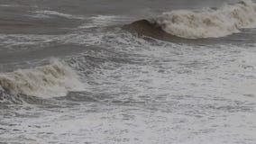L'Oceano Pacifico stock footage