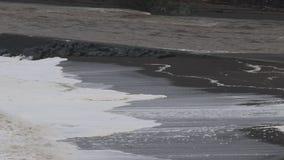 L'Oceano Pacifico video d archivio