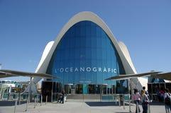 L'Oceanographic Stock Photo