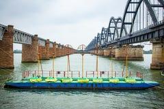 L'octet de pont photographie stock libre de droits