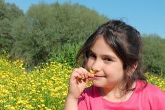 L'odore della molla Fotografia Stock Libera da Diritti