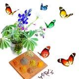 L'odore e la bellezza naturali attirano Immagini Stock