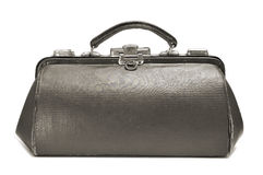 L'oggetto d'antiquariato falsifica la borsa Fotografie Stock Libere da Diritti
