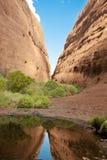 L'Olgas - la Kata Tjuta - Australie images stock