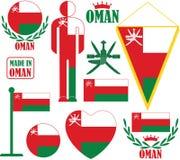 l'oman illustration libre de droits