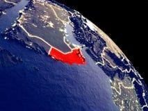 L'Oman de l'espace illustration libre de droits