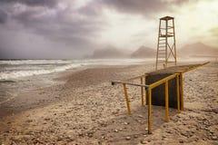L'Oman : Khareef Images libres de droits