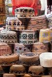 l'Oman - le capuchon des hommes Photographie stock