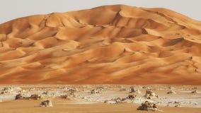 L'Oman : Quart vide Image stock