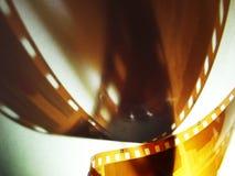 L'ombra del film Fotografia Stock