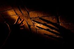 L'ombre Photographie stock libre de droits