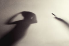 L'ombre Photos libres de droits