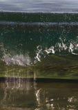 L'onda Fotografia Stock