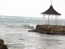 L'onda dopo la tempesta Fotografia Stock