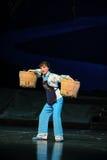 L'opéra célèbre de Chen Li Jiangxi d'acteur d'opéra une balance Image libre de droits