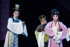 """l'opéra Découragé-riche et influent de famille-Jiangxi """"Red le  de pearl†Image libre de droits"""