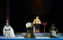 """L'opéra décret-riche et influent impérial de famille-Jiangxi """"Red le  de pearl†Images stock"""