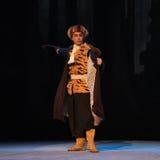 """L'opéra de chef-Pékin de peloton de reconnaissance """"Taking le  de € de Tiger Montain By Strategyâ Photo libre de droits"""
