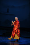 L'opéra de Jiangxi d'abbé une balance Photos libres de droits