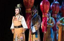 """L'opéra de mariage-Jiangxi du petit empereur de Lord Fauntleroy-The """"Red le  de pearl†Images libres de droits"""