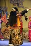 L'opéra de Roi-Pékin de suicide : Adieu à ma concubine Photographie stock libre de droits