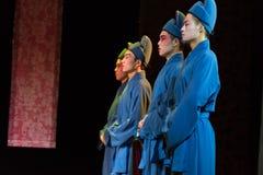 """l'opéra Employé-riche et influent de famille-Jiangxi """"Red le  de pearl†Image stock"""