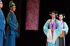 """l'opéra Employé-riche et influent de famille-Jiangxi """"Red le  de pearl†Images libres de droits"""