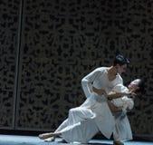 """L'opéra frais de temple-Jiangxi de regard fixe affectueux """"Red le  de pearl†Images libres de droits"""