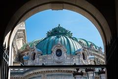 L& x27 ; Opéra Garnier photographie stock libre de droits