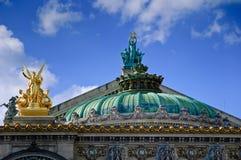 L'Opéra de Paris Stock Images