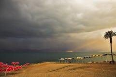L'orage image stock