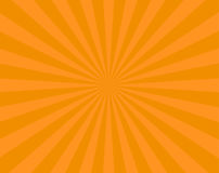 L'orange barre l'aviateur de fond Photos stock