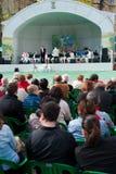 L'orchestre du Gouverneur de la région de Moscou Photos stock