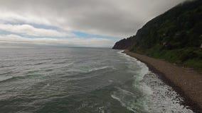 L'Oregon aereo Canon tira video d archivio