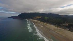 L'Oregon aereo Canon tira archivi video