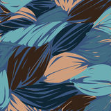 L'original de haute qualité a coloré le modèle de vagues pour la conception ou la mode Image libre de droits