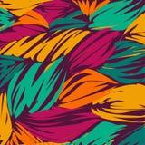 L'original de haute qualité a coloré le modèle de vagues pour la conception ou la mode Photographie stock