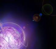 L'origine del pianeta Fotografia Stock Libera da Diritti