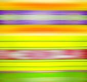 L'orizzontale colorato e vago della materia barra il fondo Fotografia Stock