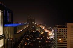 L'orizzonte di Colombo fotografie stock libere da diritti