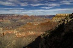 L'orlo del sud, accesso a Grand Canyon fotografie stock libere da diritti