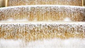 L'ornamentale cade in Montjuic Immagini Stock Libere da Diritti