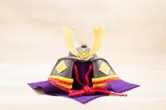 L'ornamento giapponese di festa per il giorno dei ragazzi ha chiamato Kodomo nessun ciao Fotografie Stock Libere da Diritti